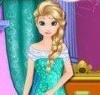 Limpar castelo da Elsa
