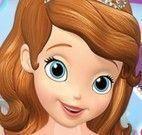 Princesa Sofia cirurgia do estômago