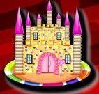 Decorar castelo de bombons
