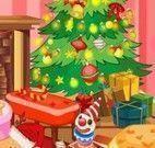 Limpar casa de Natal