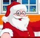 Cozinhar com Papai Noel