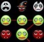 Trincas monstros Halloween