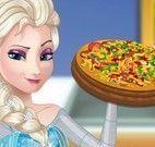 Pizza da Elsa grávida
