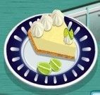 Torta de limão da Sara