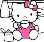 Pintar Hello Kitty