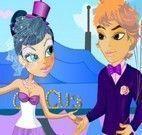Roupas para casar no circo