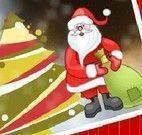 Decorar cartão de natal