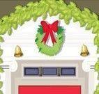 Arrumar casa do Natal