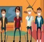 A banda dos garotos