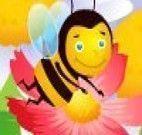 A colméia das abelhas