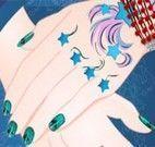 A manicure celebridade