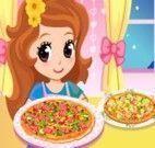 A pizzaria da Nancy