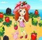 A princesa moranguinho