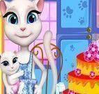 Receita de bolo da Angela