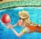 Elsa natação