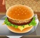 Preparar hamburguer para servir