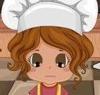 Cozinheira escondida do chefe