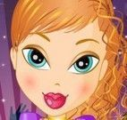 Menina pop star