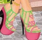 Decorar novo sapato