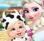 Elsa babá limpeza de pele