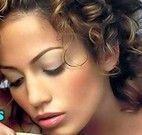 Jennifer Lopez jogo da memória