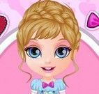 Barbie bebê costurar roupas