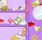 Limpar armário da escola