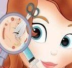 Princesa Sofia médico do ouvido