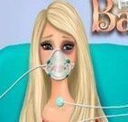 Barbie no hospital