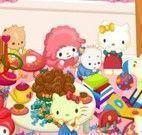 Achar objetos da Hello Kitty