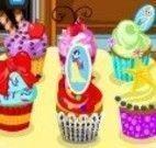 Receita de cupcakes das princesas