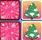Jogo da memória de Natal