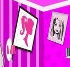 Arrumar quarto da Barbie