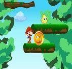 Aventura do Mario na selva