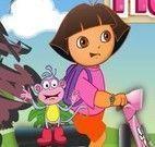 Aventuras de moto com Dora