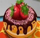 Fazer torta doce