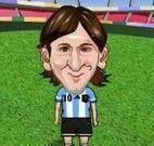 Messi treino de futebol