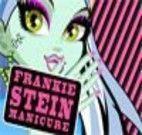 Manicure Frankie Stein
