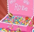 Fazer bolo caixa de jóias