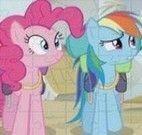 Peças de quebra cabeça My Little Pony