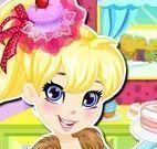 Polly roupas para sobremesa