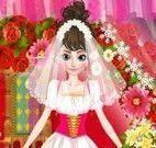 Anna Frozen noiva