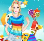 Barbie Candyland