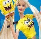Barbie e Bob Sponja