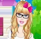Barbie roupas para universidade