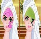 Barbie Spa e Maquiagem