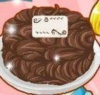 Fazer receita de bolo de chocolate