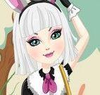 Bunny Blanc vestir roupas