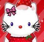 Hello Kitty limpeza facial para Natal