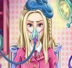 Barbie cuidados no hospital